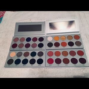 Eyeshadow collection (qty 4)